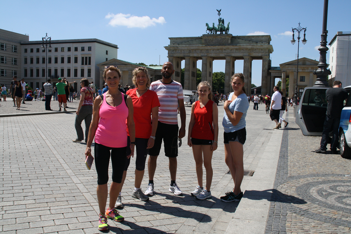 Sightrunning - Brandenburger Tor