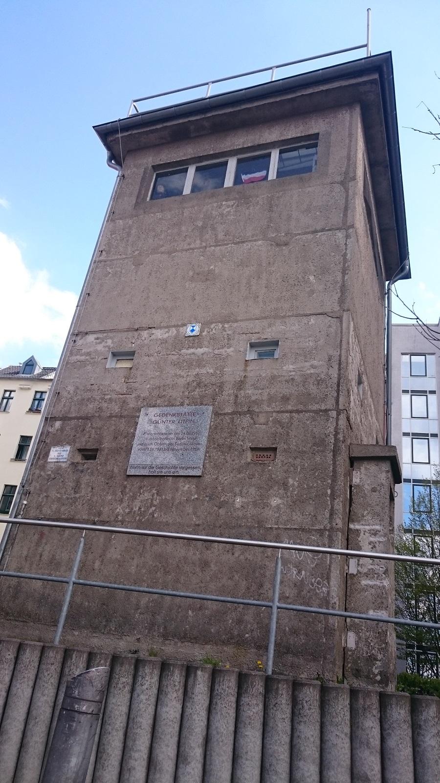 "Wachtturm ""Kieler Eck"""