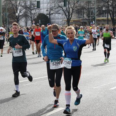 Berliner Halbmarathon 03.04.2016