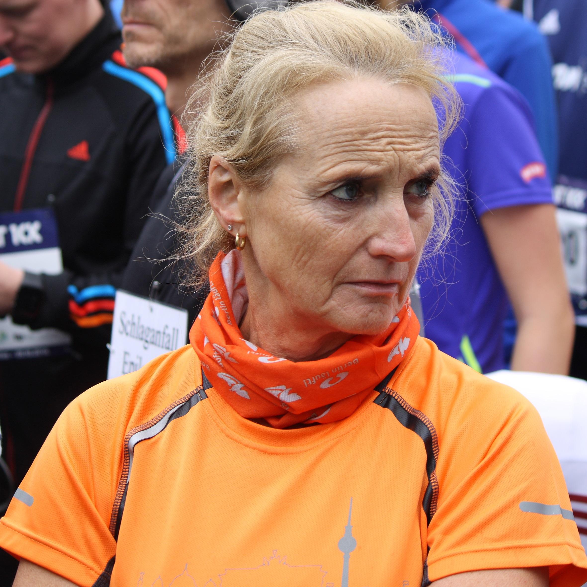 Sabine Lochner Berlin Sightrunning