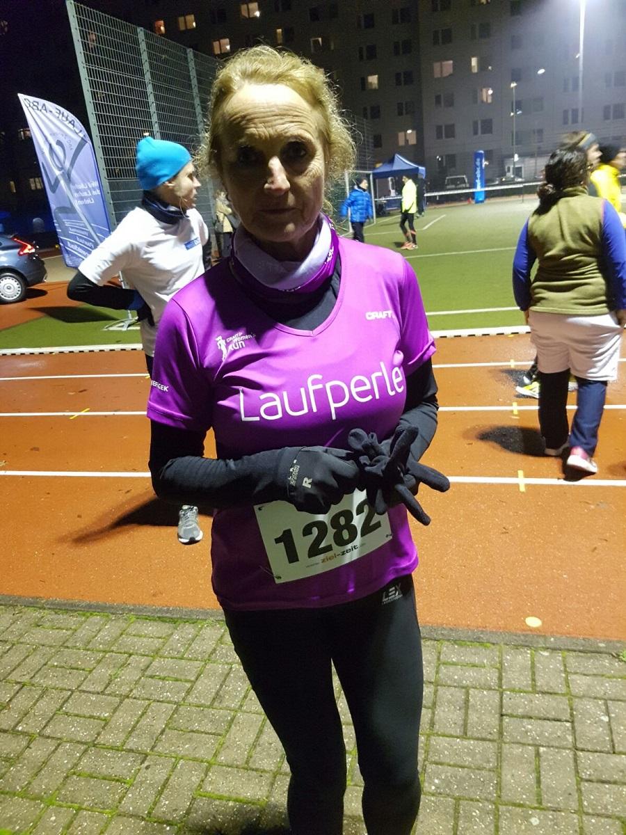 Sabine Lochner von Berlin Sightrunning