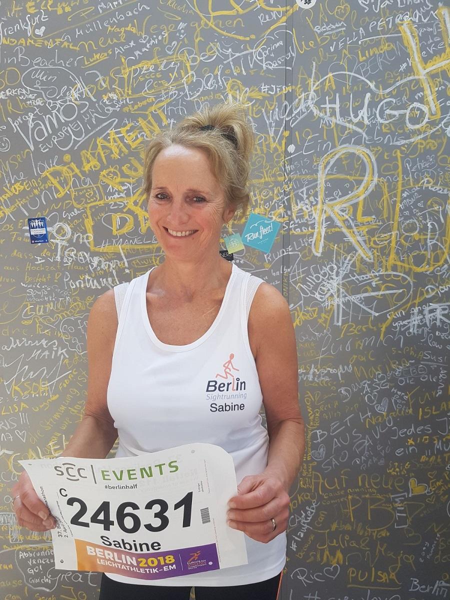 Berlin Sightrunning bei der Halbmarathonmesse 2017