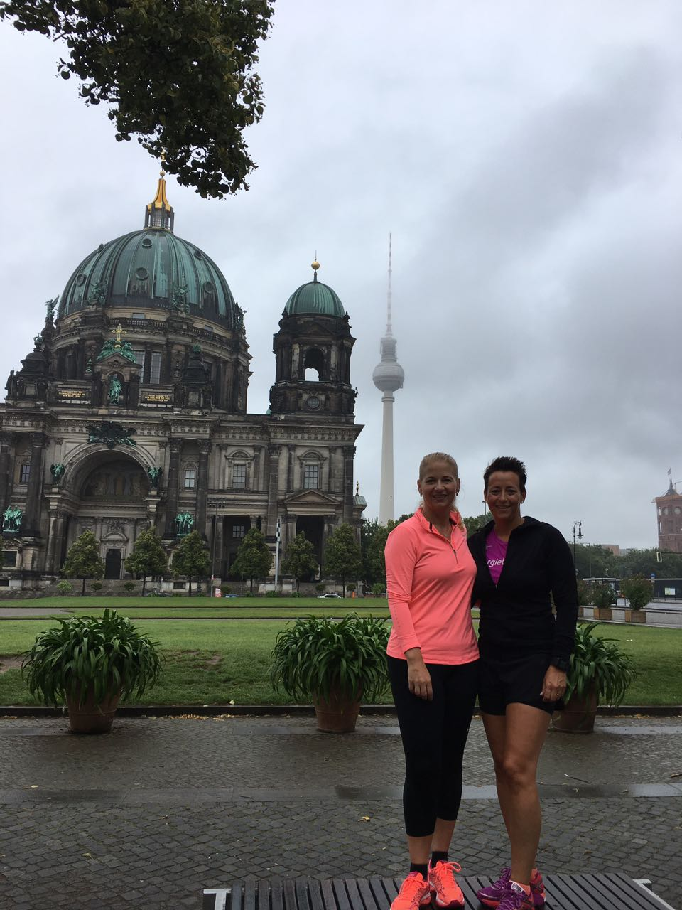 Berlin Sightrunning beim Berliner Dom
