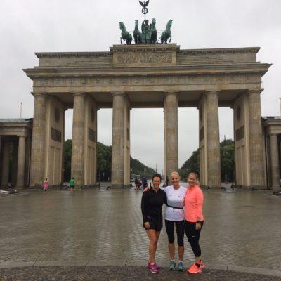 Unterwegs mit Berlin Sightrunning