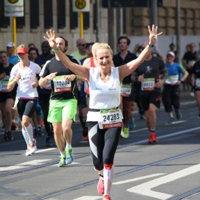 Der 38. Berliner Halbmarathon am 08. April 2018