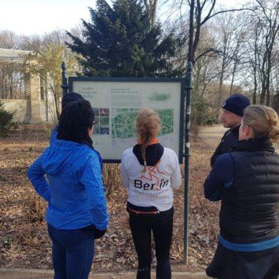 Teambuilding im Tiergarten Berlin