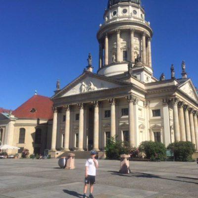 Berlin Sightrunning auch für Kinder geeignet
