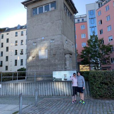 Mauerlauf Sightrunning