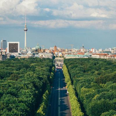 Joggen in Berlin – auch in Corona-Zeiten erlaubt!