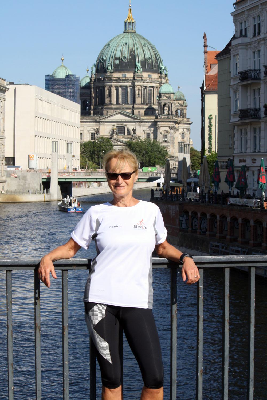 Sabine Lochner - run with me!