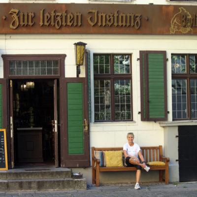 Zur letzten Instanz - eine der ältesten Berliner Gaststätten