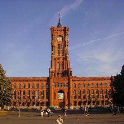 Berlin, Rotes Rathaus